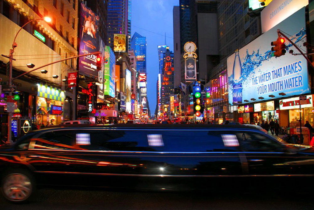 Hollywood-Limousine-mieten